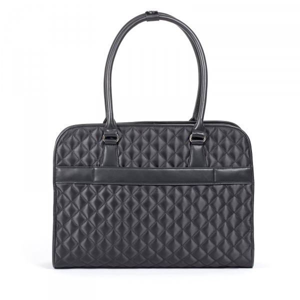 SOCHA Laptoptasche Black Diamond - Rückansicht