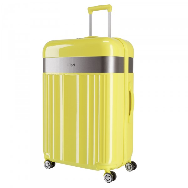 TITAN Spotlight Trolley 76 cm 4 Rollen lemon crush
