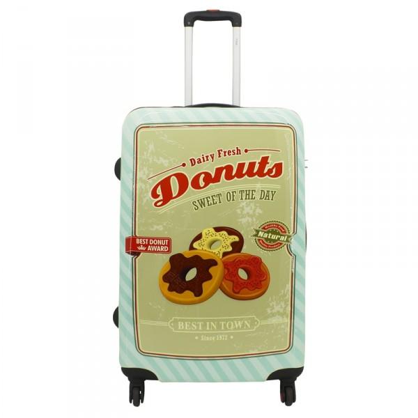 F23 Voyage Donut Trolley 78 cm 4 Rollen