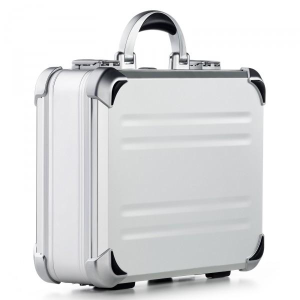 bwh Koffer Vollaluminium-Designkoffer VDK Typ 1 - Vorderseite