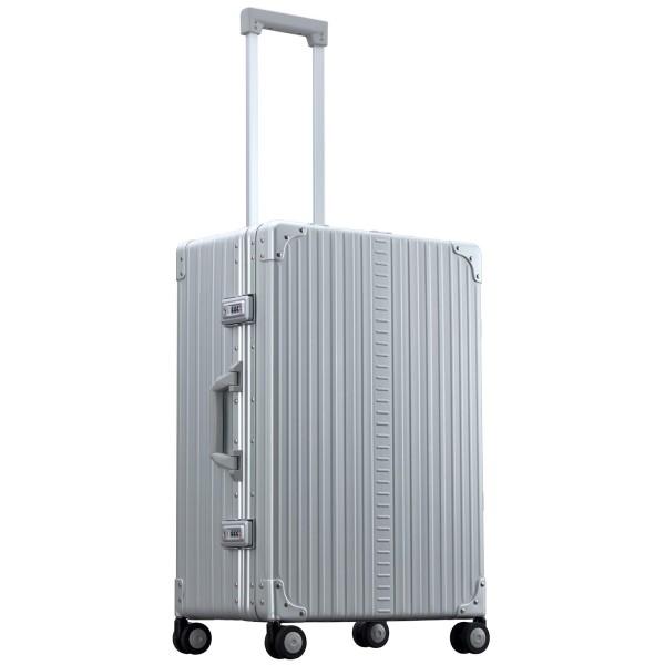 """ALEON Traveler 26"""" Trolley 67 cm 4 Rollen inkl. Suiter"""