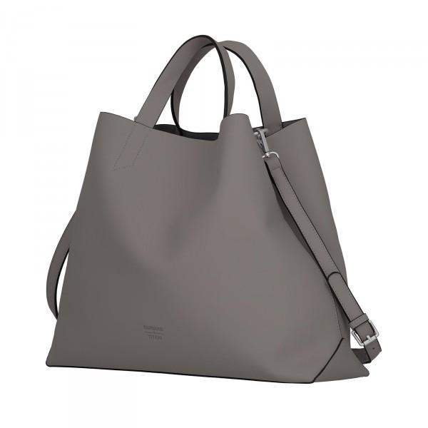 TITAN Barbara Pure Handbag 40 cm grey