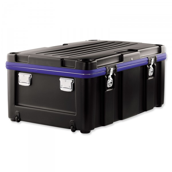 bwh Koffer Casys Typ 4 Transportbox 110 cm 2 Rollen - Vorderansicht
