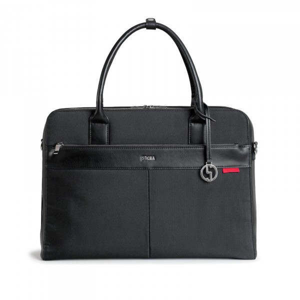 SOCHA Business-Handtasche Casual 45 cm black