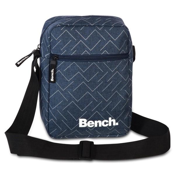Bench Classic Umhängetasche 23 cm marineblau