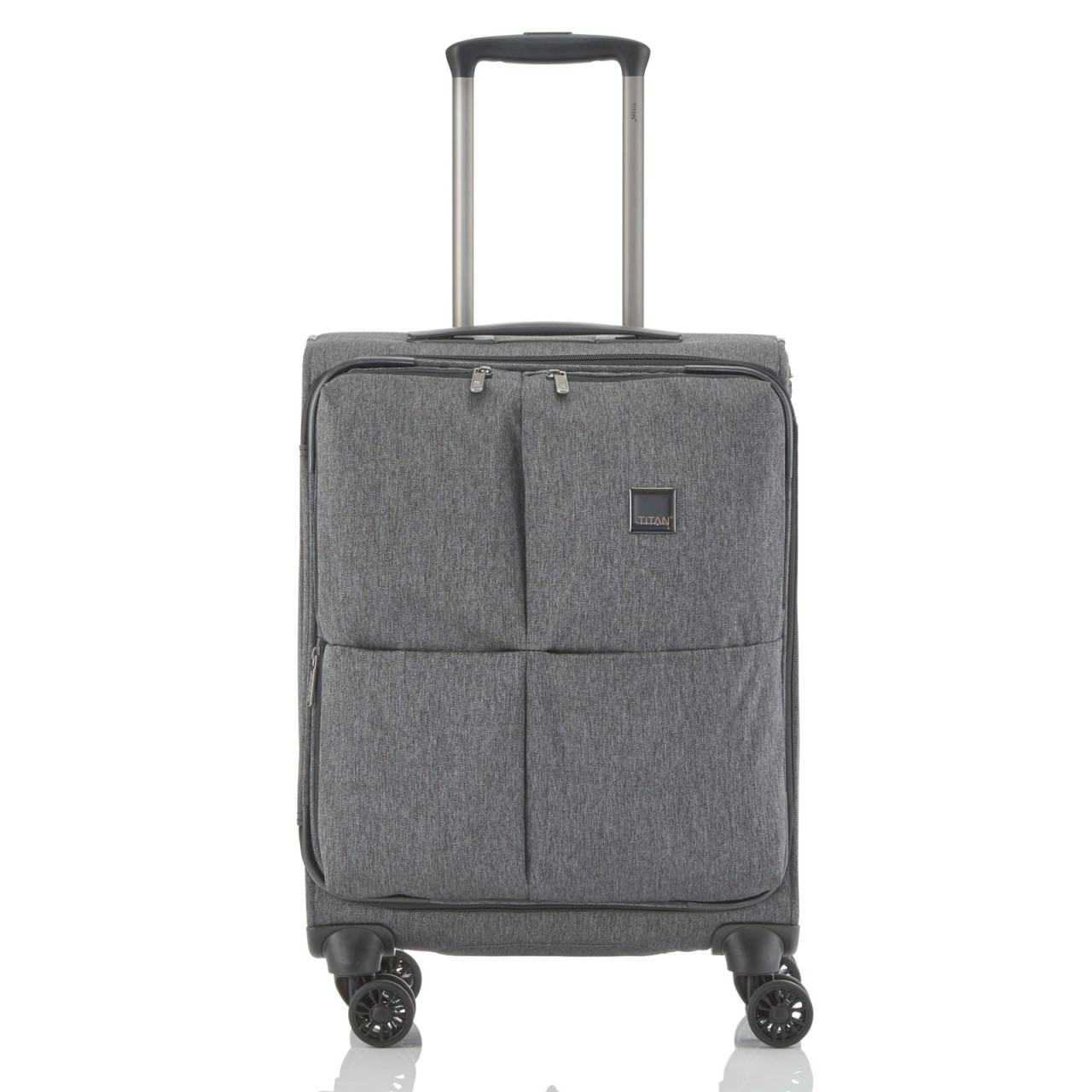 titan square trolley klein g nstig kaufen koffermarkt. Black Bedroom Furniture Sets. Home Design Ideas