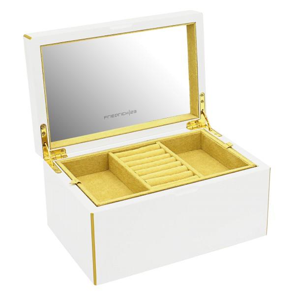 Friedrich|23 Keep Calm Schmuckkoffer klein aus Holz