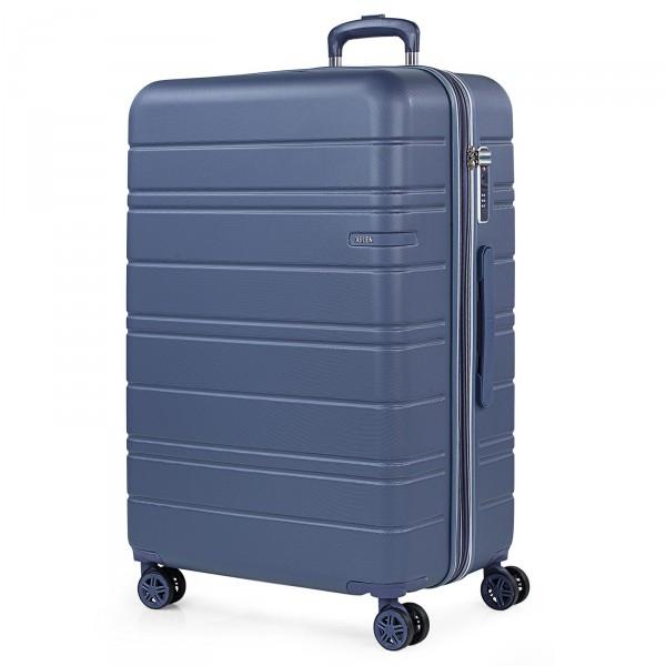 JASLEN San Marino Trolley 77 cm 4 Rollen erweiterbar blue