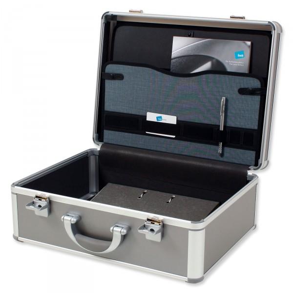bwh Koffer Dokumentenfach für Supremekoffer - Innen