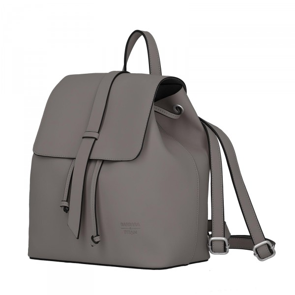 TITAN Barbara Pure Backpack 30 cm grey