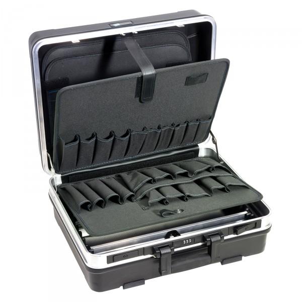 B&W flex Werkzeugkoffer - POCKETS leer