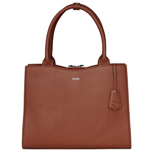 SOCHA Diamond Bag Business-Handtasche 39 cm