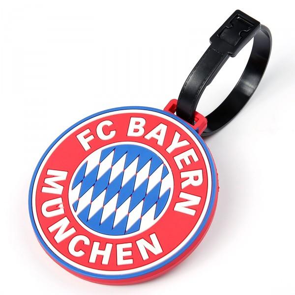 FC Bayern München Kofferanhänger Frontansicht 1