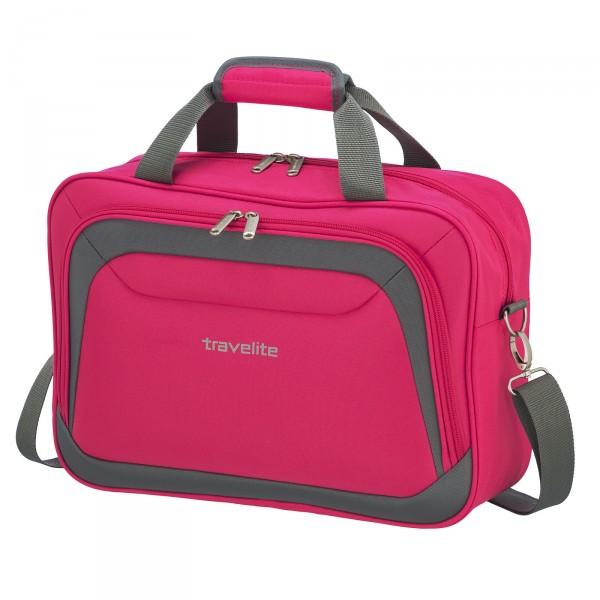 travelite Naxos Bordtasche 30 cm pink