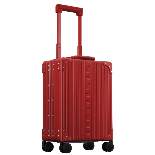 """ALEON Vertical Business Carry-On 21""""Kabinentrolley 55 cm 4 Rollen"""