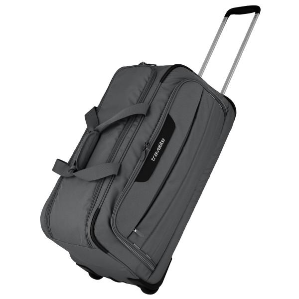 travelite Skaii Reisetasche 65 cm 2 Rollen grau