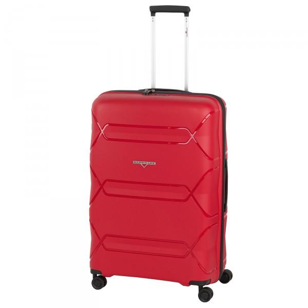 Hardware Tokyo Trolley 75 cm 4 Rollen red