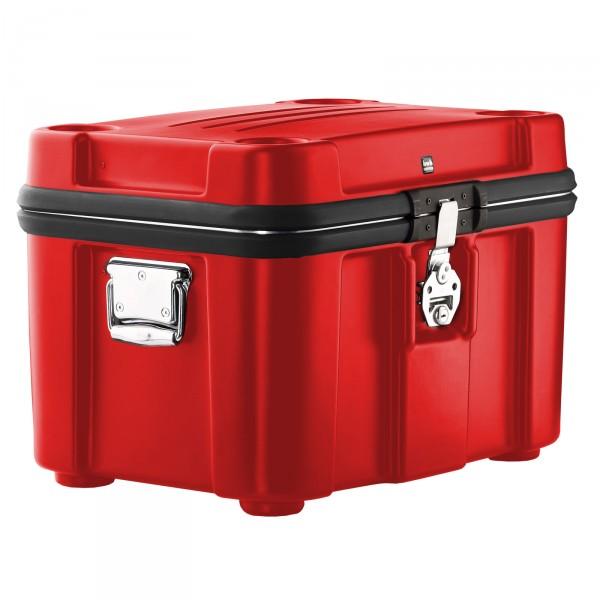 bwh Koffer Casys Typ 2 Transportbox 51 cm rot - Vorderansicht