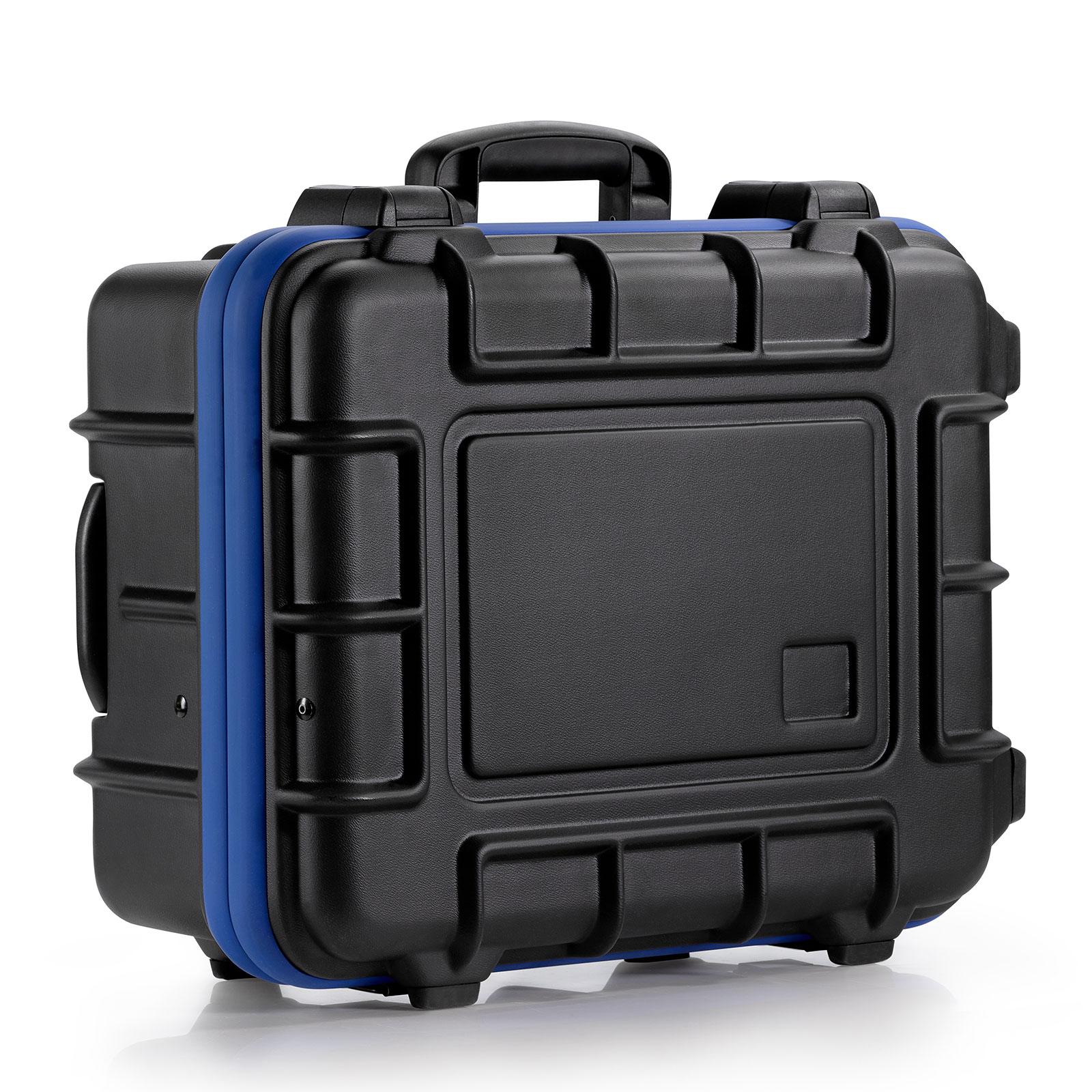 bwh koffer powerpack transportkoffer typ 2 mit 2 rollen g nstig kaufen koffermarkt. Black Bedroom Furniture Sets. Home Design Ideas