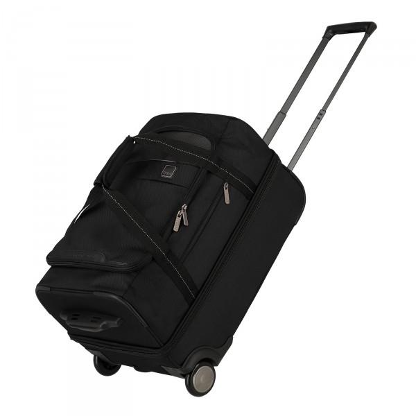TITAN Prime Trolley-Reisetasche 55 cm 2 Rollen Black