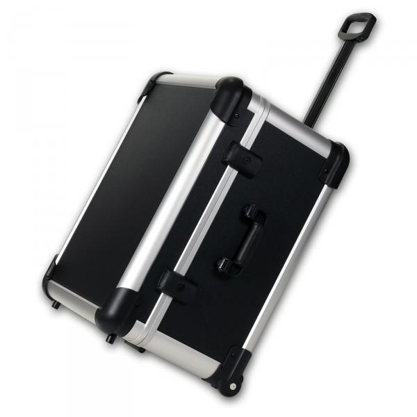 bwh Koffer CoolCase Transportkoffer M mit 2 Rollen schwarz