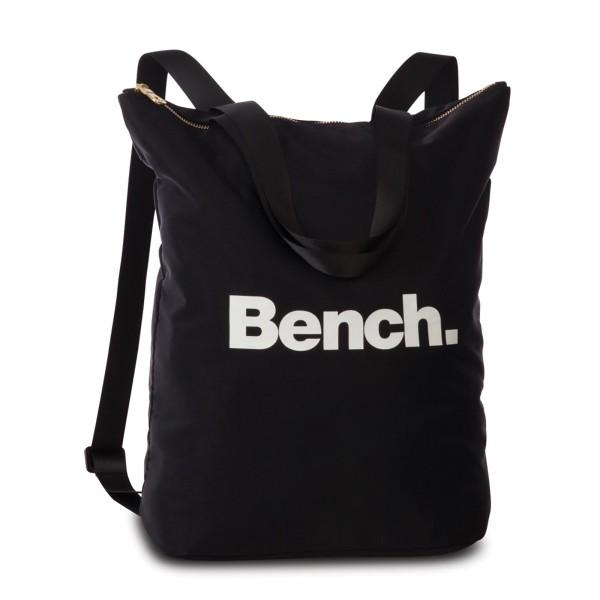 Bench City Girls Rucksack 40 cm schwarz