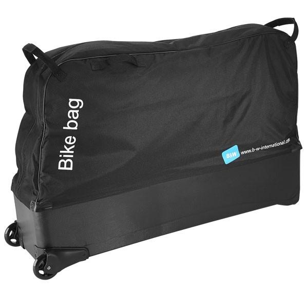 B&W Bike Bag Hybrid Fahrradkoffer 4 Rollen