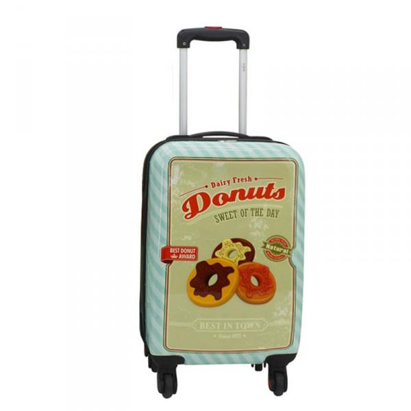 F23 Voyage Donut Kabinentrolley 55 cm 4 Rollen