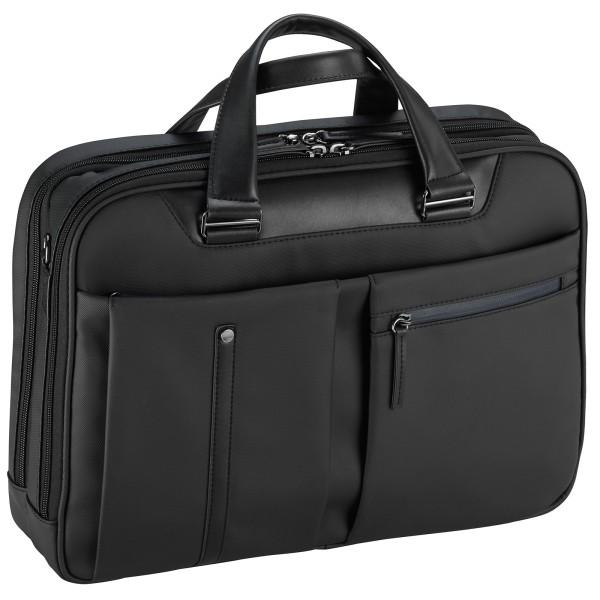 d&n Basic Line Businesstasche groß 42 cm schwarz