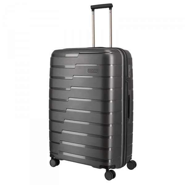 travelite Air Base Trolley 77 cm 4 Rollen anthrazit