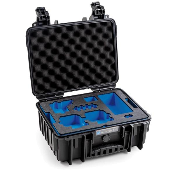B&W GoPro Case Typ 3000 für GoPro Hero 8 black