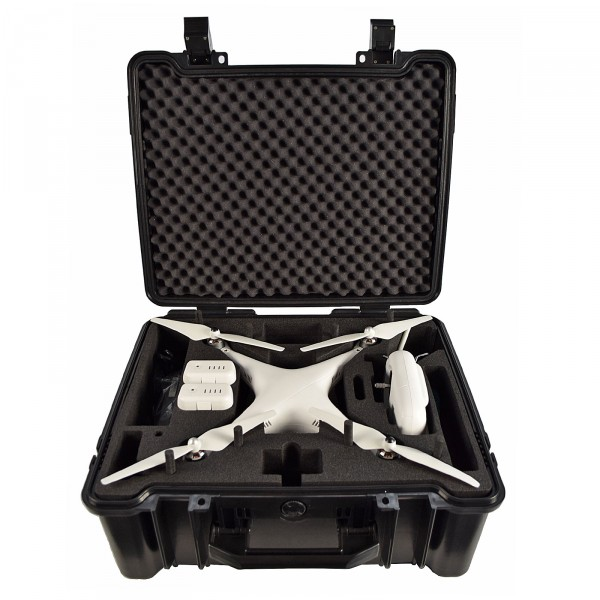 B&W Copter Case Typ 61 schwarz für DJI Phantom 2 Vision