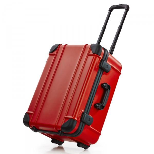 bwh Koffer Guardian Case Transportkoffer Typ 3 2 Rollen mit Trolley - Vorderansicht