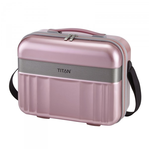 TITAN Spotlight Flash Beautycase 38 cm Wild Rose