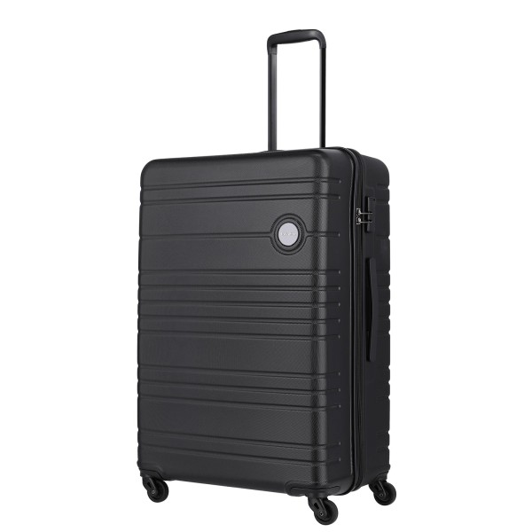 travelite Roadtrip Trolley 77 cm 4 Rollen schwarz