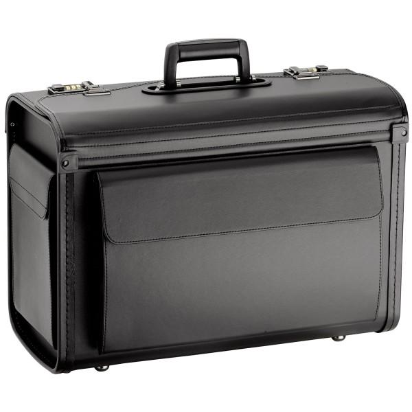 d&n Business & Travel Pilotenkoffer 46 cm schwarz