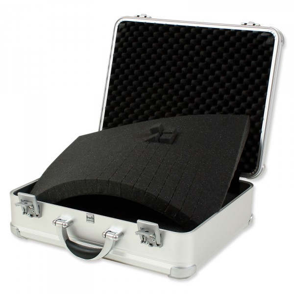 bwh Koffer Schaumstoffeinsatz für Vollaluminium-Designkoffer VDK - Typ 1 und 3