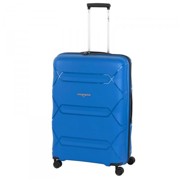 Hardware Tokyo Trolley 75 cm 4 Rollen cobalt blue