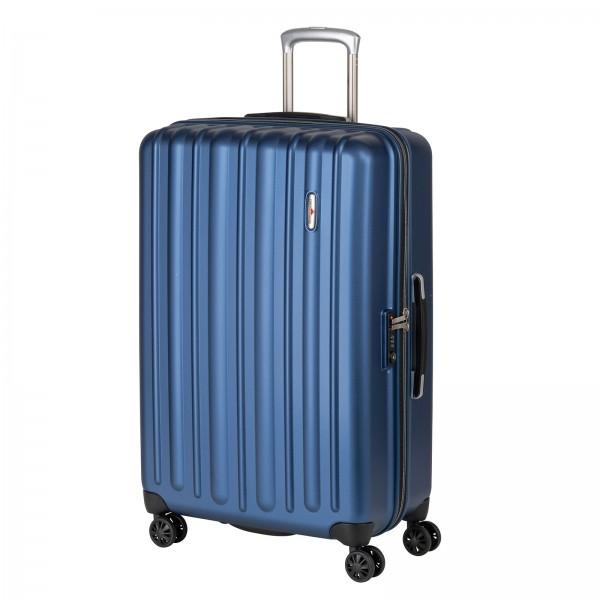Hardware Profile Plus Trolley 77 cm 4 Rollen star blue Schrägansicht