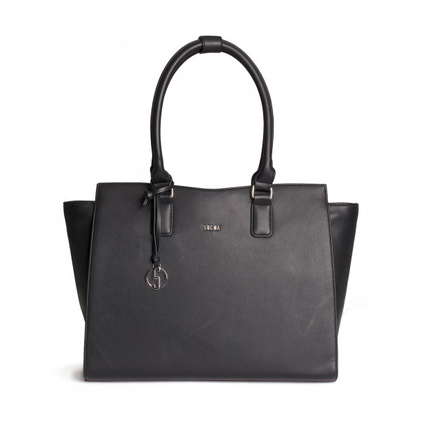 SOCHA Laptoptasche Caddy 48 cm Nero