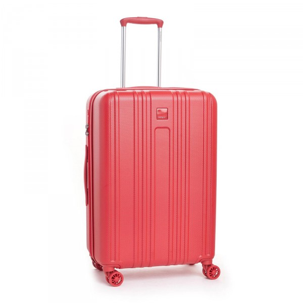 Hedgren Transit Gate Trolley 66 cm 4 Rollen tango red
