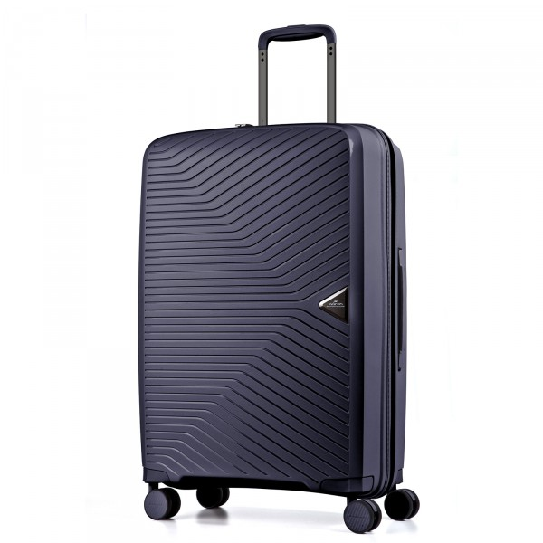March15 Gotthard Trolley 67 cm 4 Rollen dark blue