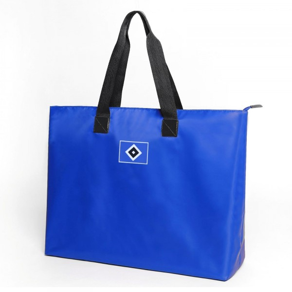 Hamburger SV Shopper Strandtasche Front