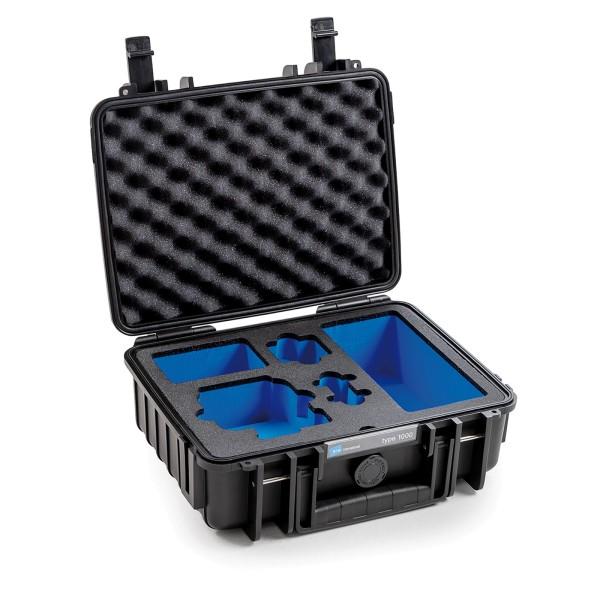 B&W GoPro Case Typ 1000 für GoPro Hero 8 black
