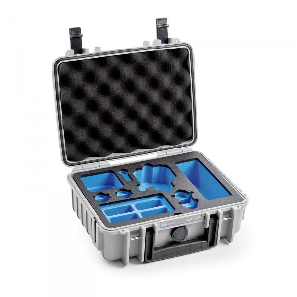 B&W Osmo Case Typ 1000 für DJI Osmo Action grey