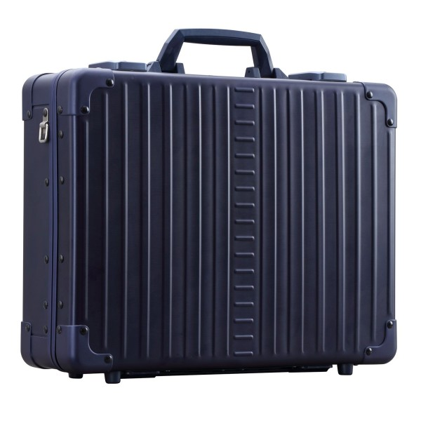 "ALEON Attachè Aluminium Laptop Case 17"" Laptoptasche 42 cm"
