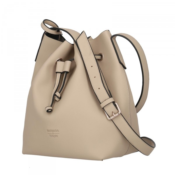 TITAN Barbara Pure Bucket Bag 29 cm sand