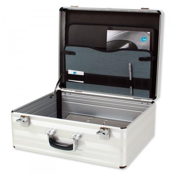 bwh Koffer Dokumentenfach für Alu-Zargenkoffer AZKE - innen