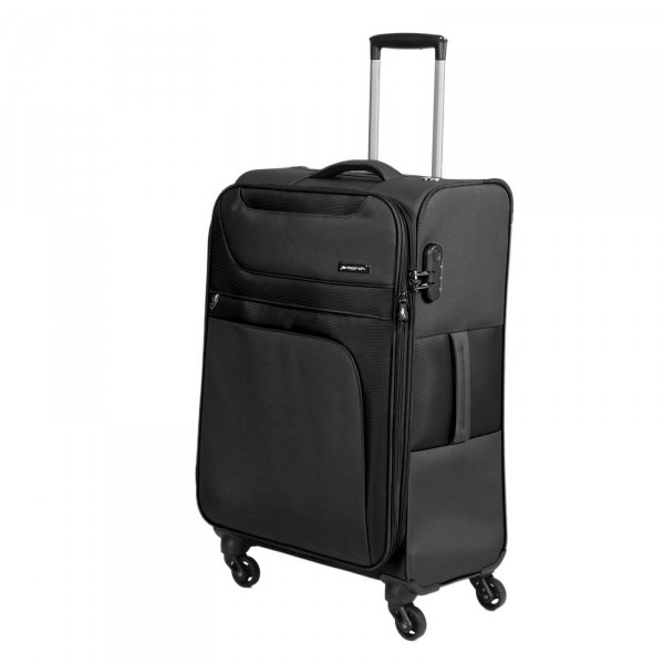 March15 Focus Trolley 67 cm 4 Rollen erweiterbar black