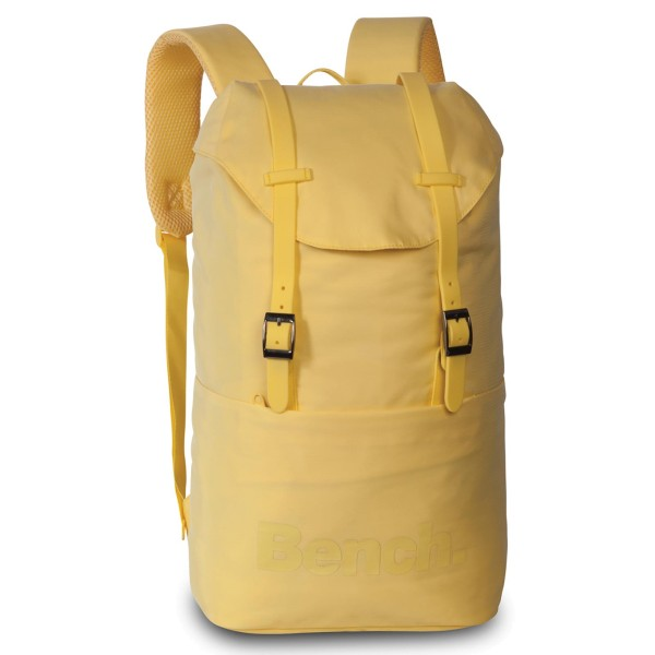 Bench City Girls Rucksack 42 cm hellgelb, creme